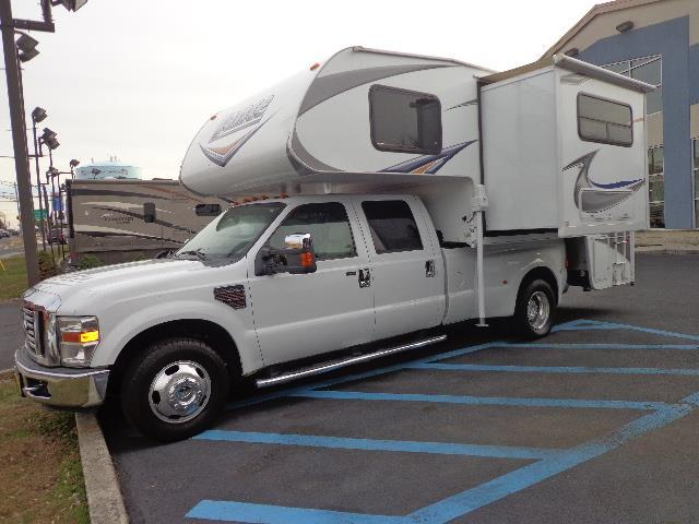 2012 Lance TC 1191 and 2009 FORD F350 CREW CAB LARI