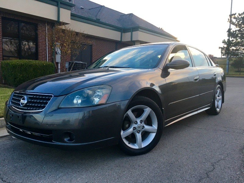 2005 Nissan Altima 3.5L *Sharp *CARFAX