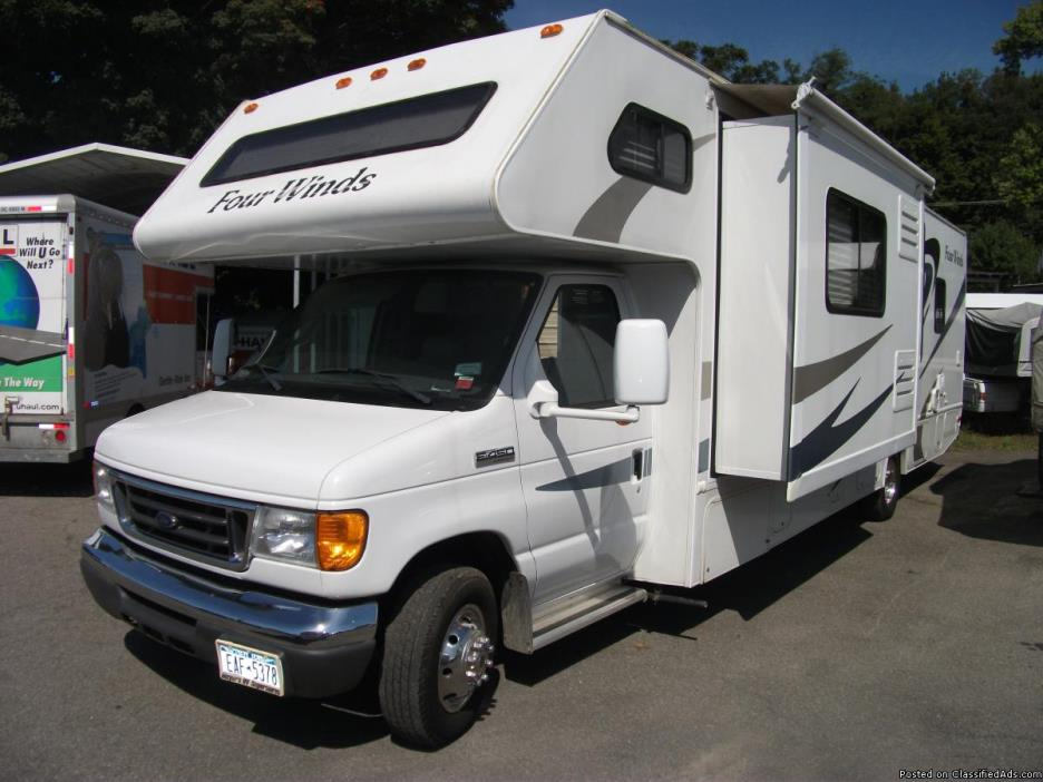 2007 Thor Motor Coach Four Winds 31F Class C Motorhome