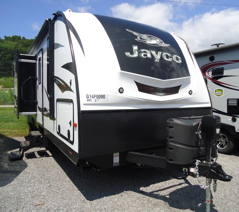 Jayco Travel Trailers: Jayco White Hawk 28rbks Rvs For Sale In Tennessee