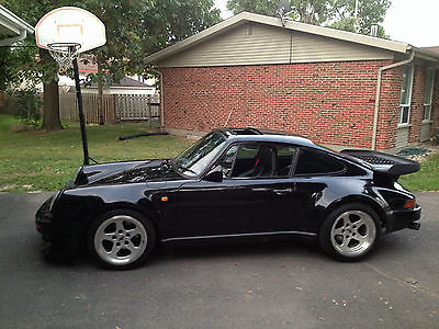 1987 Porsche 930 1987 Porsche 930 Turbo 3.3 L, with many RUF parts