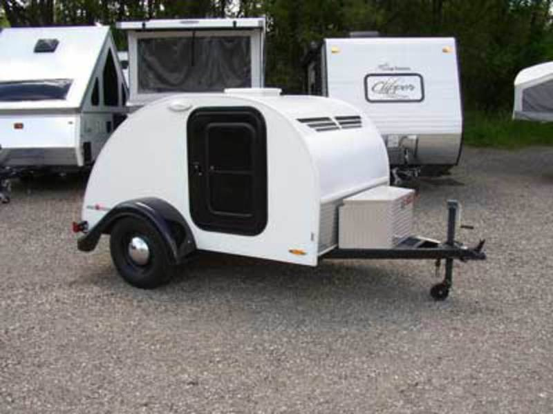 Little Guy Silver Shadow 5x8 rvs for sale