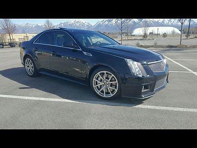 2010 Cadillac CTS CTS-V CTS-V! Beautiful and FAST!