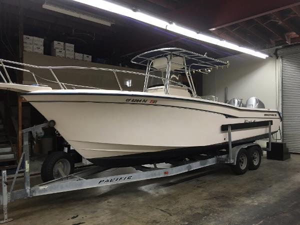 Grady white 263 chase boats for sale for Budget motors aransas pass