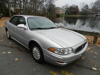 2003 Buick LeSabre Custom 2003 Buick LeSabre Custom 34000 Miles silver 4dr Car V6 Cylinder Engine 3.8L/231