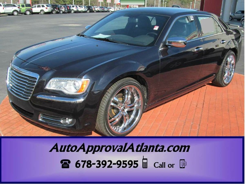 2012 Chrysler 300 Touring V6,Lthr,Chrome Wheels,GET APPROVED NOW!