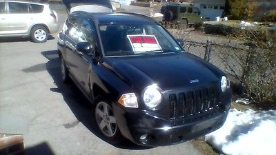 2007 Jeep Compass Sport 4X4 Economical SUV, automatic transmission, 2 wheel drive w/4 whl drive capability