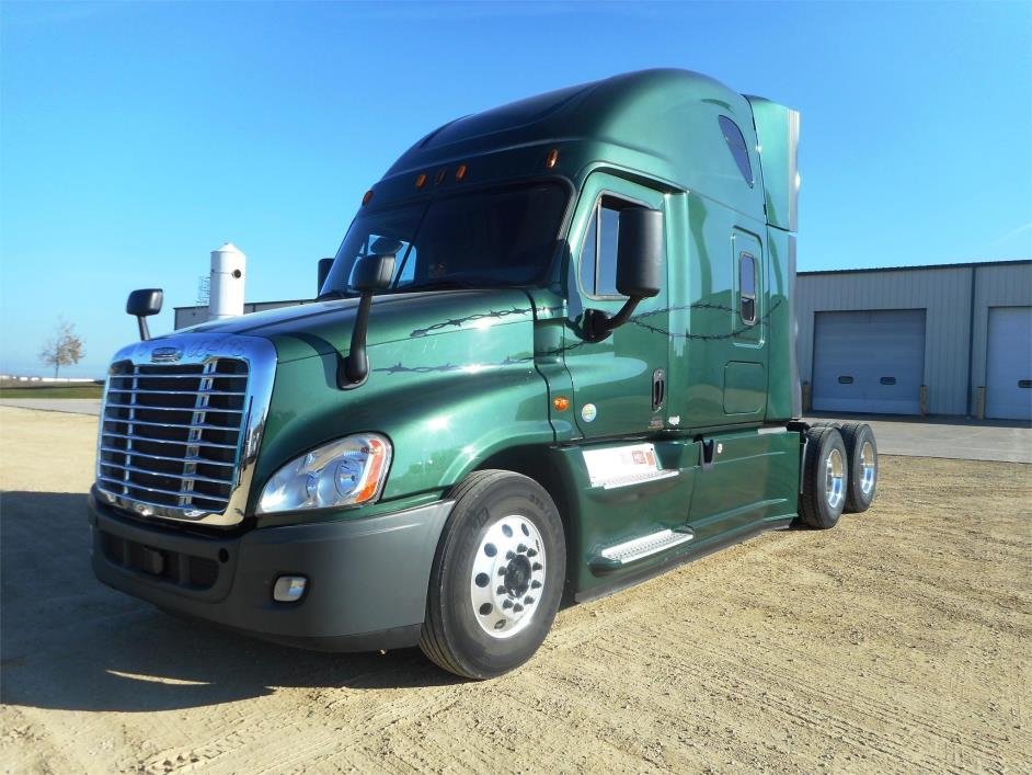 cascadia single personals Vehicle overview 2013 low mileage cascadia, equipped with super singleswarranty available cascadia mid roof xt, ext warranty available on.