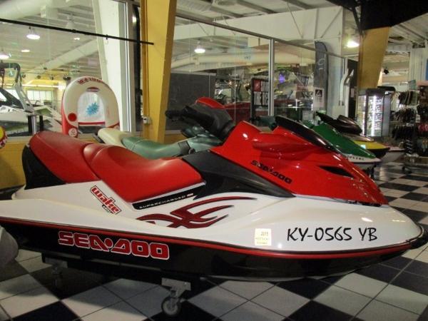 2007 Sea-Doo GTX 215 Wake