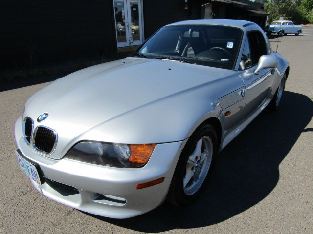 1999 BMW Z3 Roadster 2.5L B5 SPD *HARDTOPSOFT TOP* LOW MILES *SILVER*