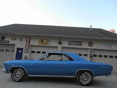 1966 Chevrolet Chevelle SUPER SPORT REPLICA 1966 chevrolet chevelle super sport replica big block