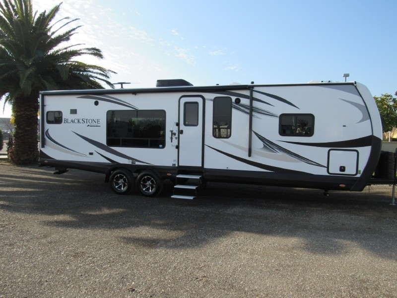 2017 Outdoors Rv Black Stone 280RKS Mountain Series, 0