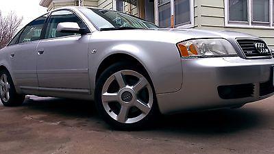2003 Audi A6 3.0l Audi a6 2003 3.0l quattro