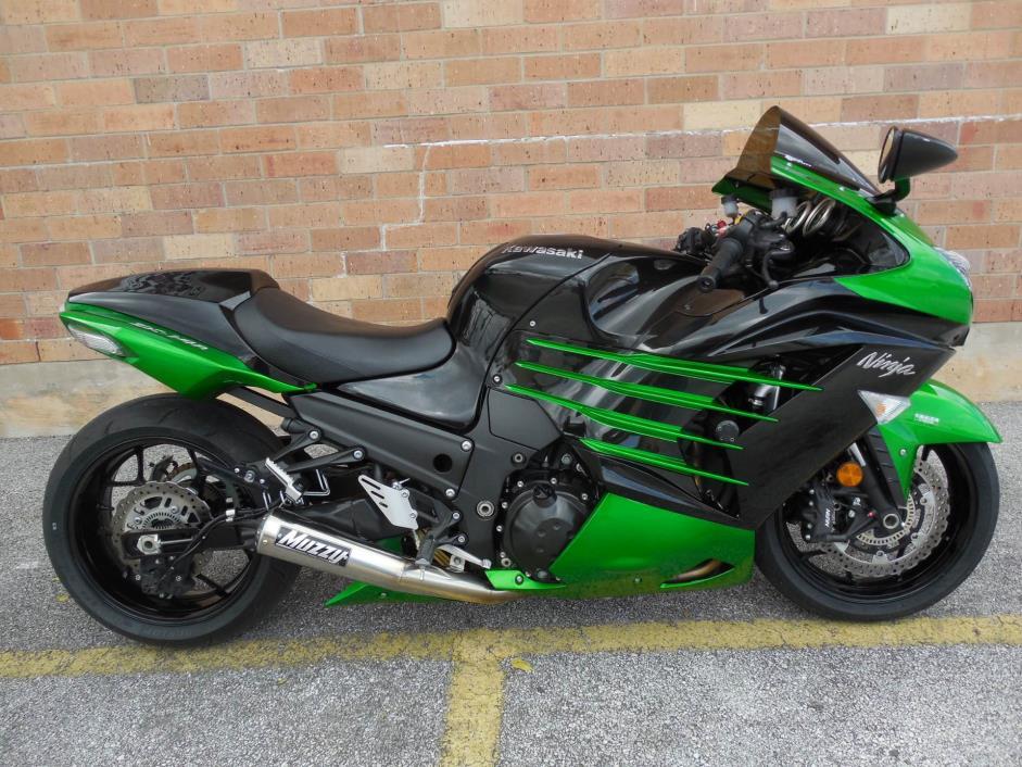 Kawasaki Zxi Horsepower