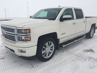 Chevrolet: Silverado 1500 High Country 2015 Chevy Silverado 1500 High Country 6.2L