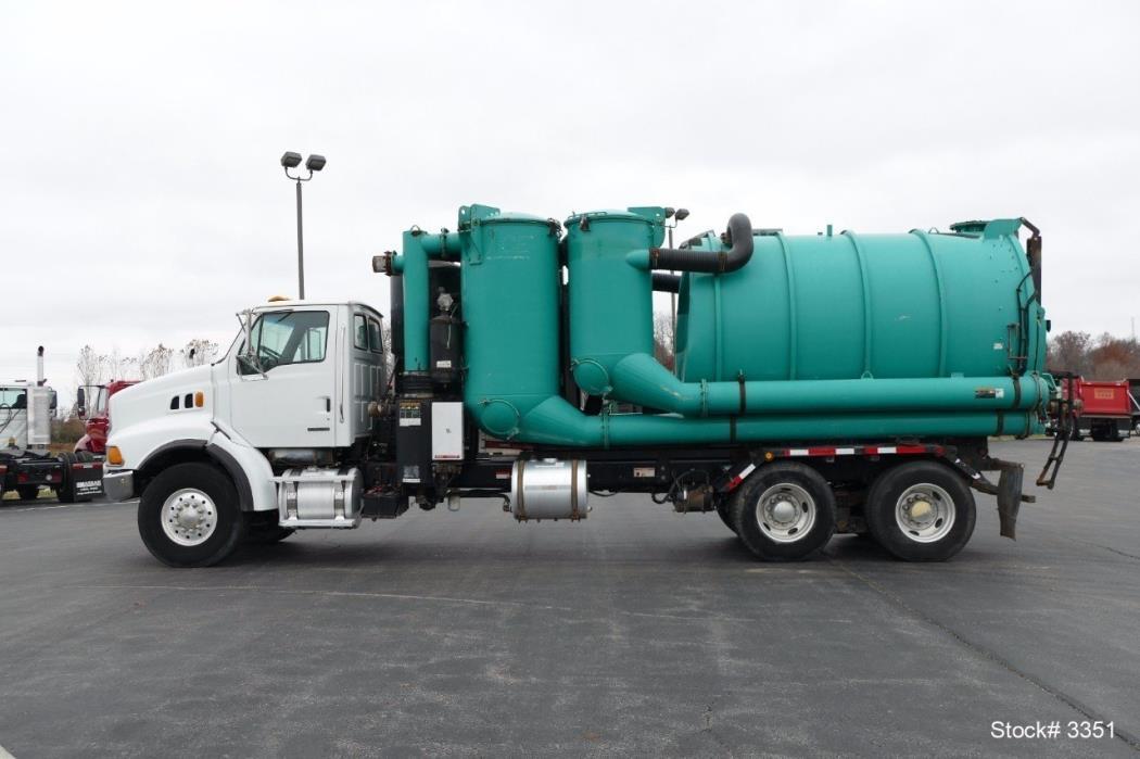 2005 Sterling L9500 Tanker Truck