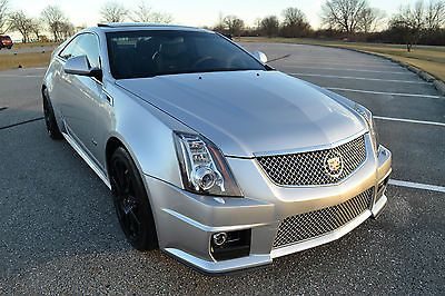 2013 Cadillac CTS V Coupe 2-Door 2013 Cadillac CTS-V6.2LV8 Supercharged20K,Navi,Recaro Seats,Rebuilt BLISS Loaded