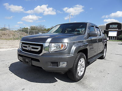 2011 Honda Ridgeline RTS 4WD $20k BOOK! FLORIDA TRUCK 4X4 LOW MI. STEAL IT! TITAN SILVERADO F-150 12 13 VIDEO