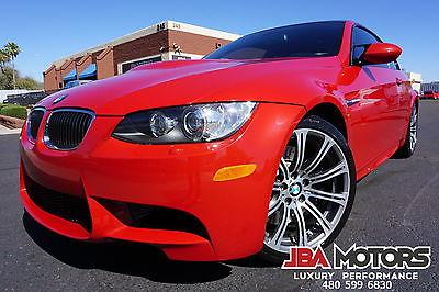 2009 BMW M3 09 BMW M3 Coupe - Clean CarFax AZ Car 2009 Red BMW M3 Coupe Clean CarFax Serviced AZ Car like 2007 2008 2010 2011 2012