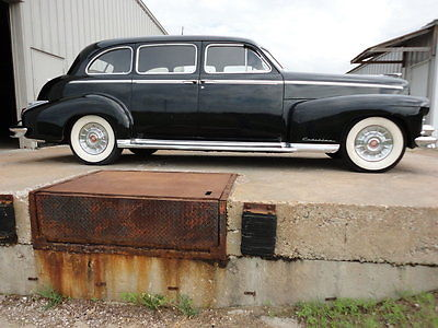 1947 Cadillac Fleetwood Chrome 1947 CADILLAC FLEETWOOD