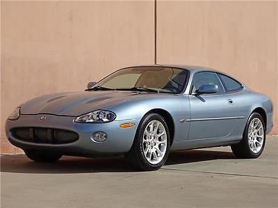 2002 Jaguar XK8 XKR COUPE 2002 Jaguar XK8 XKR COUPE 81,761 Miles Alpine Stereo Supercharged Navigation
