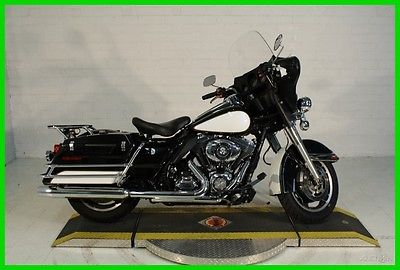 Touring Police Road King FLHP 2012 Harley-Davidson Touring Police Road King FLHP Used