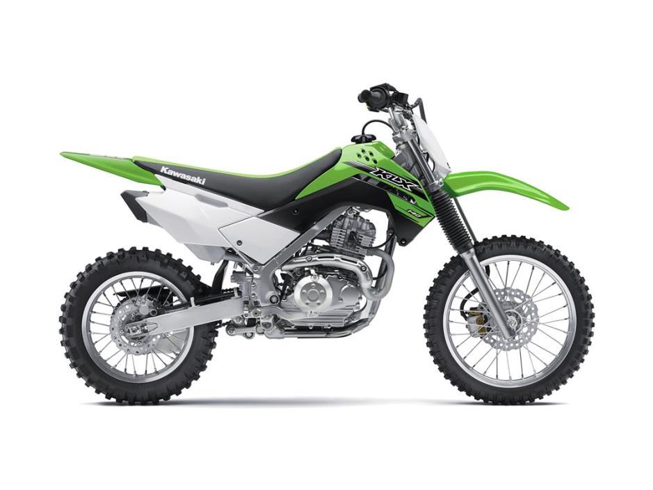 2016  Kawasaki  KLX140