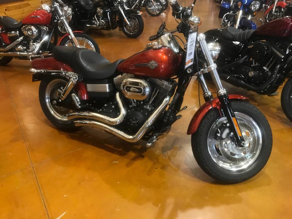 2013  Harley-Davidson  FatBob