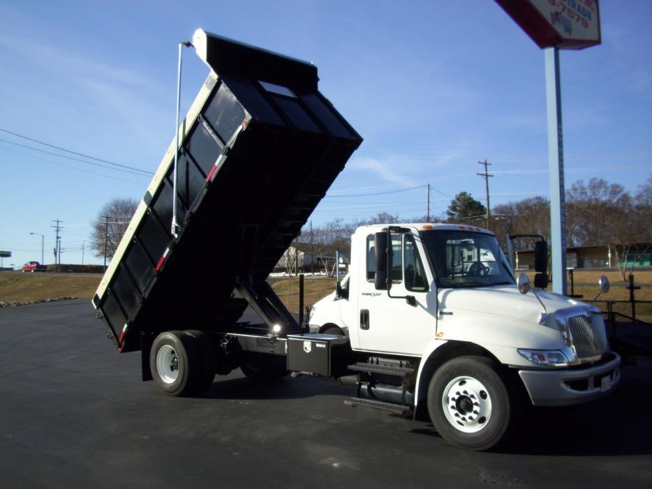 2009 International 4300 Dump Truck