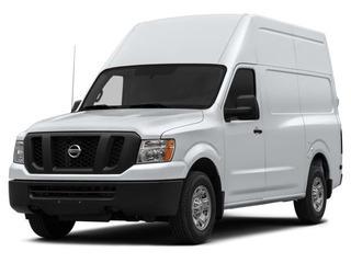 2017 Nissan Nv2500 Hd Sv V6 Cargo Van