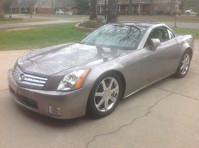 2005 Cadillac XLR 2005 cadillac XLR