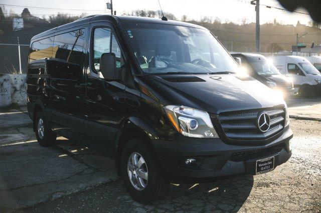 2016 Mercedes-Benz Sprinter Passenger Passenger Van
