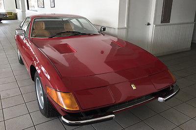 1973 Ferrari Other 365 GTB4 Daytona 1973 Ferrari 365 GTB4 Daytona coupe