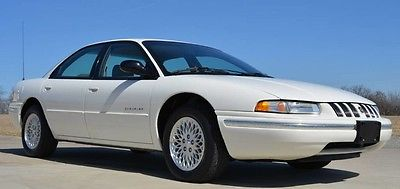1996 Chrysler Concorde LX Sedan 1996 Concorde LX One Owner 16,000 ORIGINAL MILES! Leather One Of A Kind!