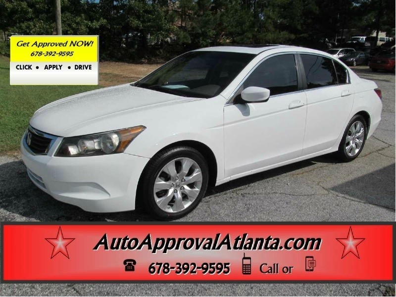 2010 Honda Accord Sedan I4 Auto EX,Moonroof,Alloy Wheels,CASH OR LENDER SALE!