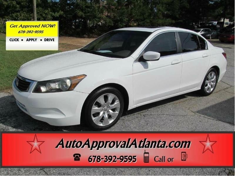 2010 Honda Accord Sedan I4 Auto EX,Moonroof,Alloy Wheels,CASH OR LENDER SALE!