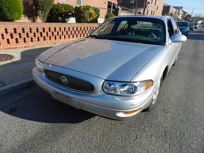 2001 Buick LeSabre Custom 2001 Buick LeSabre Custom 62000 Miles silver 4dr Car V6 Cylinder Engine 3.8L/231