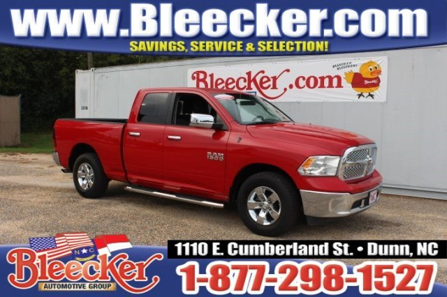 2013 Ram 1500 Slt Pickup Truck