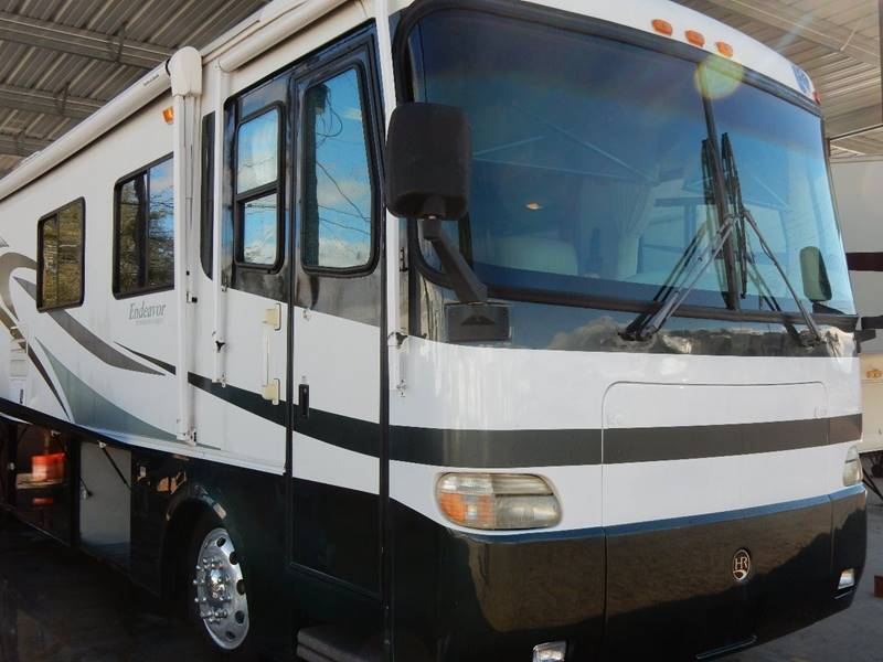 2001 Holiday Rambler Endeavor38PBD Diesel Pusher