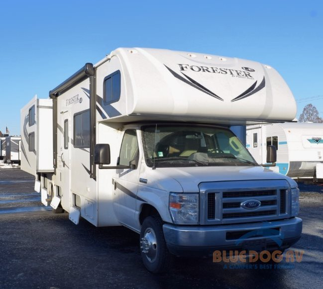 2017 Forest River Rv Forester LE 3251DSLE Ford