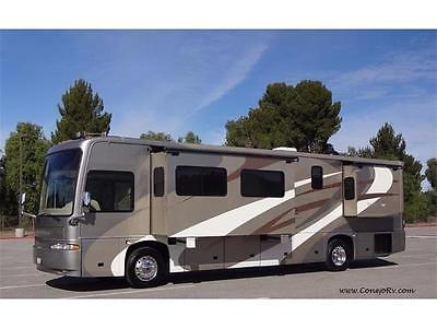 2007 National Tradewinds 40D Quad-Slide 400hp 24k Miles -- 2007 National Tradewinds 40D Quad-Slide 400hp 24k Miles