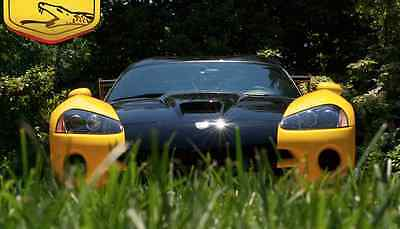 2009 Dodge Viper ACR Racing Performance Coup New Viper Liberty Pace Car