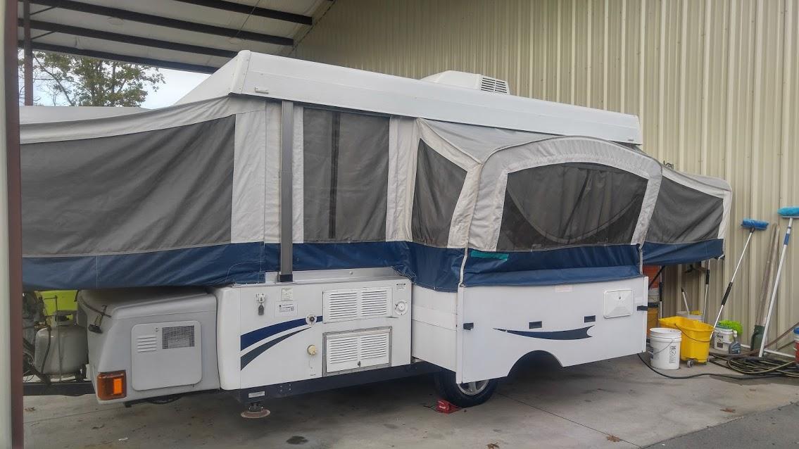 2010 Coleman Camping Trailers UTAH 4481