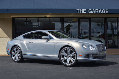 2015 Bentley Continental GT 2dr Coupe '15 Bentley Continental GT V12,Polished 21
