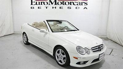 2009 Mercedes-Benz CLK-Class CLK350 2dr Cabriolet 3.5L mercedes benz clk clk320 320 clk350 e 350 550 05 06 07 cab convertibe best used