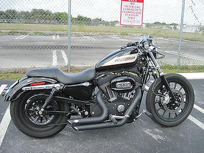 harley davidson xl 1200r sportster 1200 roadster motorcycles for sale. Black Bedroom Furniture Sets. Home Design Ideas