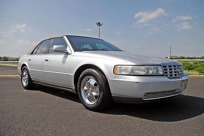 1999 Cadillac Seville Luxury SLS 1999 Seville SLS Exceptional One Owner Chrome Wheels Carriage Roof Great Buy!