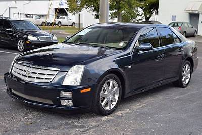 2005 Cadillac STS Rwd 4dr Sedan Fully Loaded 2005 Cadillac STS Rwd 4dr Sedan Fully Loaded