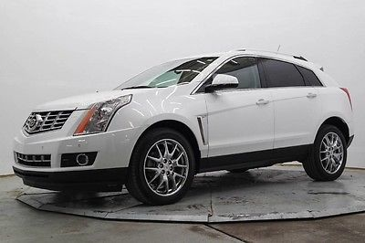 2014 Cadillac SRX AWD Performance AWD 3.6L Nav Htd Seats Driver Awareness Pwr Sunroof Bose 31K Must See Save