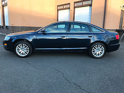 2006 Audi A6 3.2L 3.2 Quattro Low Miles Priced to sell